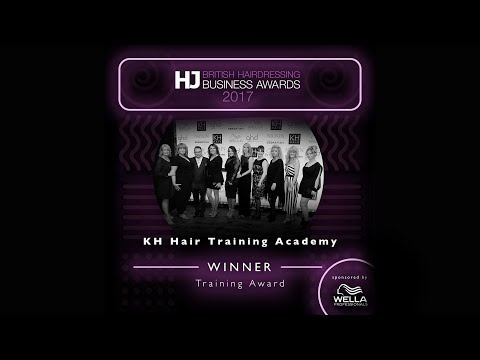 Training Award - British Hairdressing Business Awards 2017