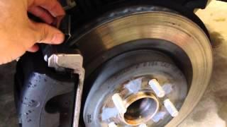 MGP Brake Calipers On Dodge Challenger R/T