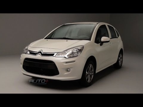 Linha 2015 do Citroën C3 chega com novidades