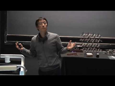 "Philip Kim, ""Relativity, Quantum Physics, and Graphene"""