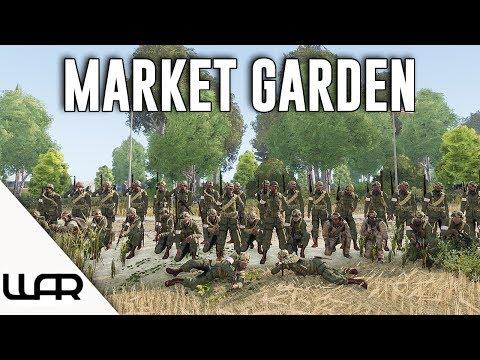 REENACTING OPERATION MARKET GARDEN (WW2) - PART 2 - MILSIM (Arma 3) - 183rd Air Assault - Episode 4