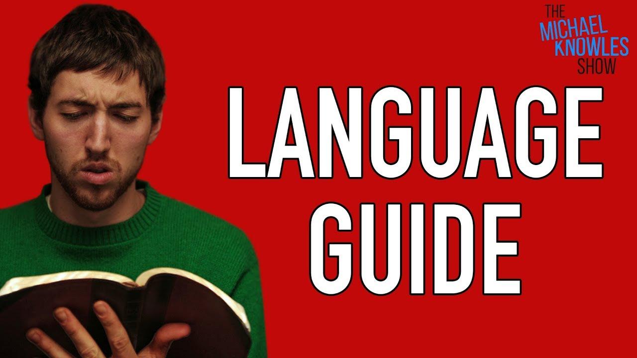 University Puts Out SJW Language Guide