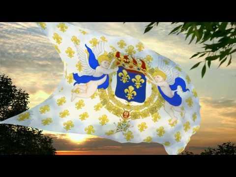 Royal flag of France