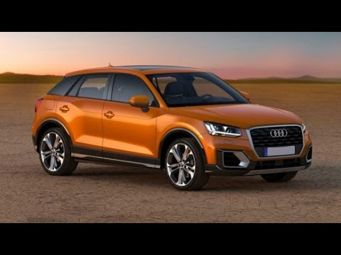 Audi Q2 SUV Will Be Cheapest Luxury Car In India