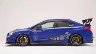 varis subaru 2016 new model wrx sti vab 360 view