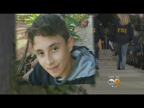 LAPD, FBI Conduct Grid Search For Teenage Boy Missing Since Last Week