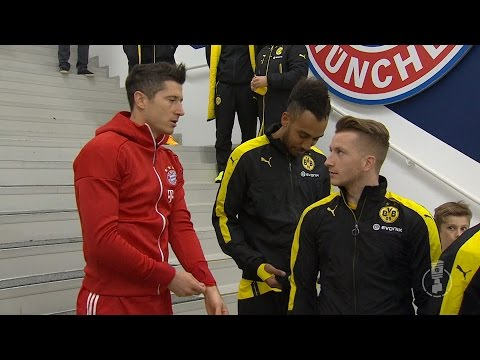 Robert Lewandowski vs Borussia Dortmund Home HD 1080i (26/04/2017) by 1900FCBFreak