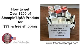 Stampin'Up! product at discount
