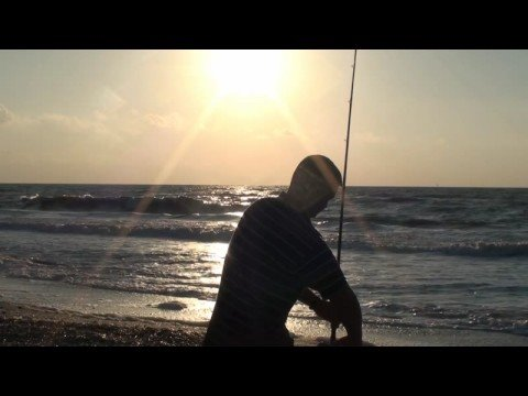 Matagorda surf fishing part 1 redfish trout shark quest for Matagorda fishing report surf
