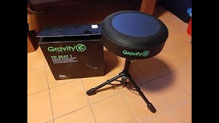 Unboxing Gravity FD Seat 1
