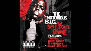 The Notorious B.I.G. - Spit Your Game (Instrumental)