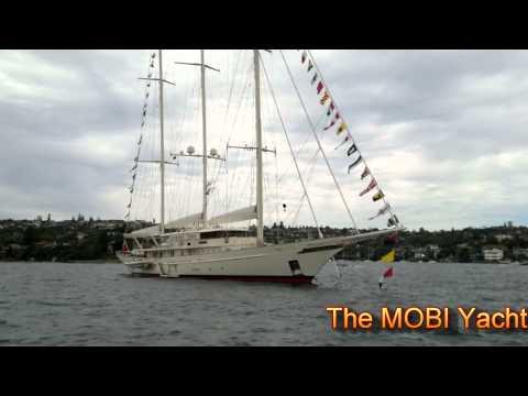 Mega Yacht 'Athena'.mp4