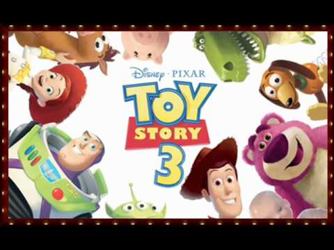 Soundtrack Toy Story 3 - Para sempre unidos