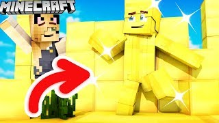 ZŁOTO TROLL - ZABAWA W CHOWANEGO W MINECRAFT (Hide and Seek) | Vito vs Bella