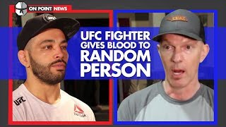 UFC Fighter Mistakenly Gives Sample To Random Person, Not With USADA