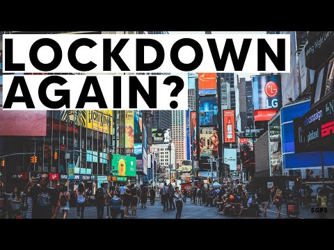 Lockdowns Coming Next Month? - $GPS Live