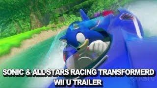 Sonic & All-Stars Racing Transformed Wii U Trailer thumbnail
