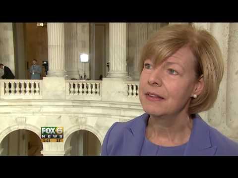 INAUGURATION: Wisconsin Senators Split on Trump