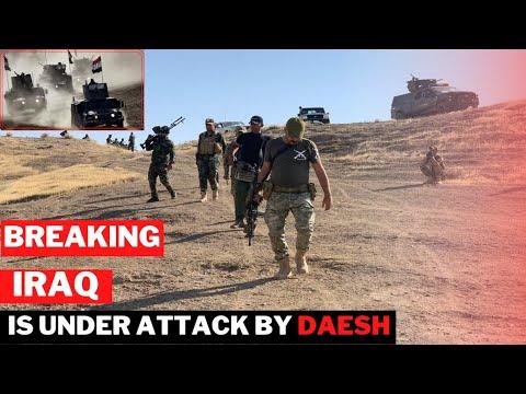 Daesh Attack Kills 10 Policemen Near Iraq's Kirkuk