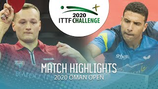Павел Платонов vs Assar Omar | Oman Open 2020 (R32)
