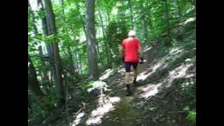 Mohican 100 Mile Trail Run 2013