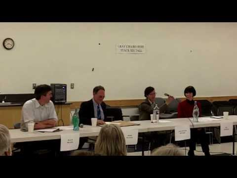 Hospital Commissioner Forum - Jefferson County Wa  10/10/2013