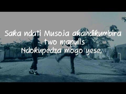 Dobba Don Mkuru Lyrics Video