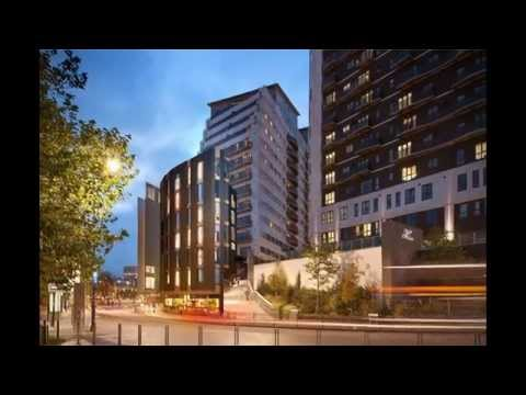 Luxury Architecture Flats Hotel and Apartments in Birmingham City Centre