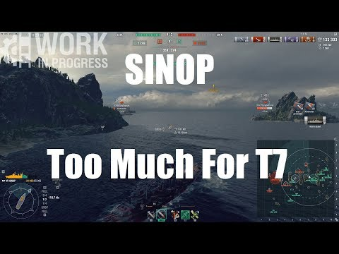 USSR Sinop [WiP] - Too Much For T7