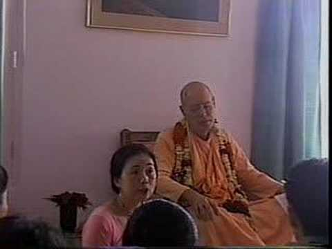 Tamal Krishna Goswami - Nectar of Instruction 1/7 - Text 1