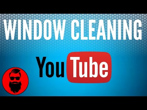 Window Cleaning Wednesday
