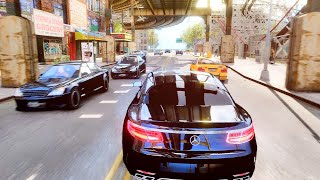 GTA IV | 2018 Ultra Realistic Next Gen Graphics Mod Showcase 4K!