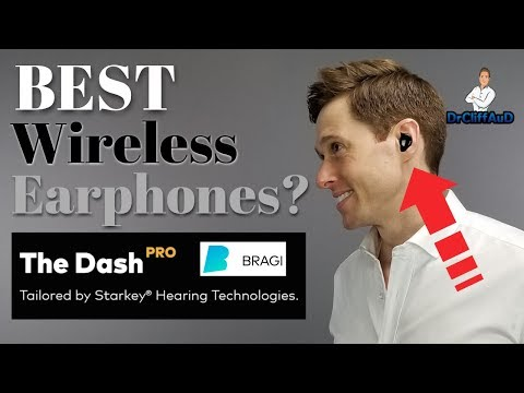 Custom Tailored Bragi Dash Pro Review | Best Bluetooth Earbuds