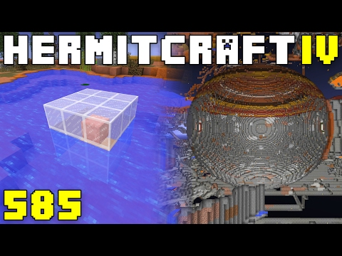 Hermitcraft IV 585 Two Amazing Games!