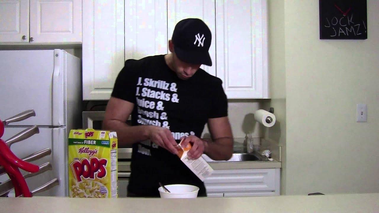 Dom Mazzetti vs. The Harlem Shake