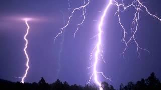 【12時間BGM】雷雨の音 勉強、睡眠、作業用/12 Hours Thunderstorm Sounds, Sleep, Relaxation, Meditation