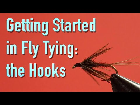 Getting Started In Fly Tying: Dry, Wet And Nymph Hooks - Making Sense Of Fly Fishing Hooks