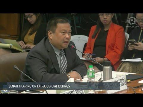 JV Ejercito cross-examines Arthur Lascañas