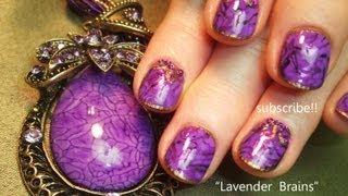 Steampunk Nail Art Design Tutorial