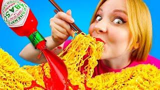 أنواع الأكّيلة- عادات أكل طريفة من قناة La La Life Arabic