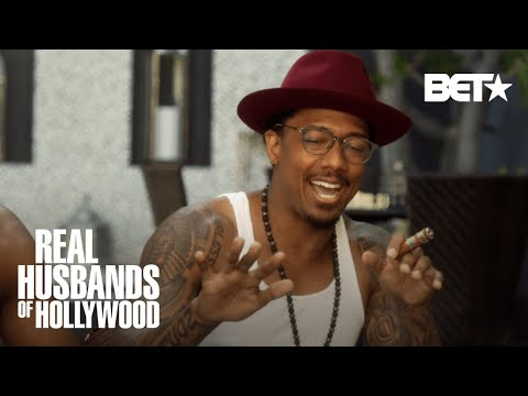 Real Husbands Of Hollywood: Nick Cannon Is A Top 5 MC