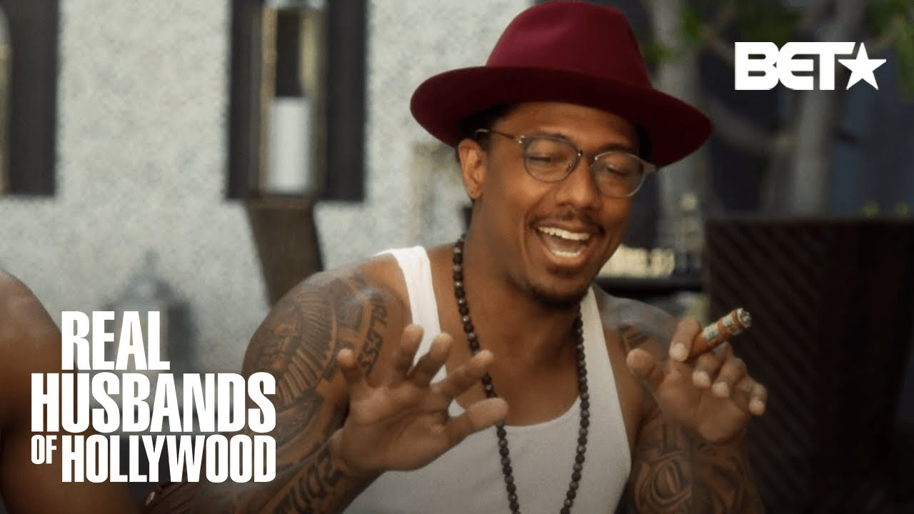 Download Nick Cannon Is A Top 5 MC | Real Husbands Of Hollywood