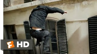 The Bourne Ultimatum (4/9) Movie CLIP - Bourne vs. Desh (2007) HD