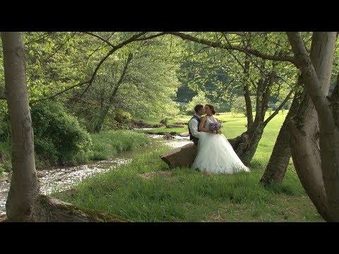 Barn at Rayne Run Wedding Highlight | Hannah and Brandon