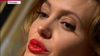 """Анджелина Джоли в Москве. Фильм """"Солт"""""""