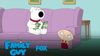 Stewie Makes Bank | Season 16 Ep. 15 | FAMILY GUY