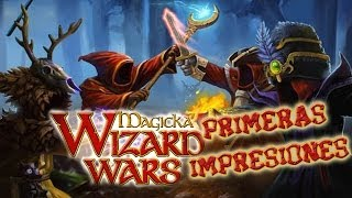 MAGICKA WIZARD WARS - PRIMERAS IMPRESIONES + FULL GAMEPLAY (Review/gameplay HD comentado español)