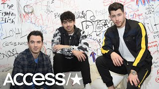 The Jonas Brothers 'Sucker' Director Shares Behind-The-Scenes Secrets! | Access