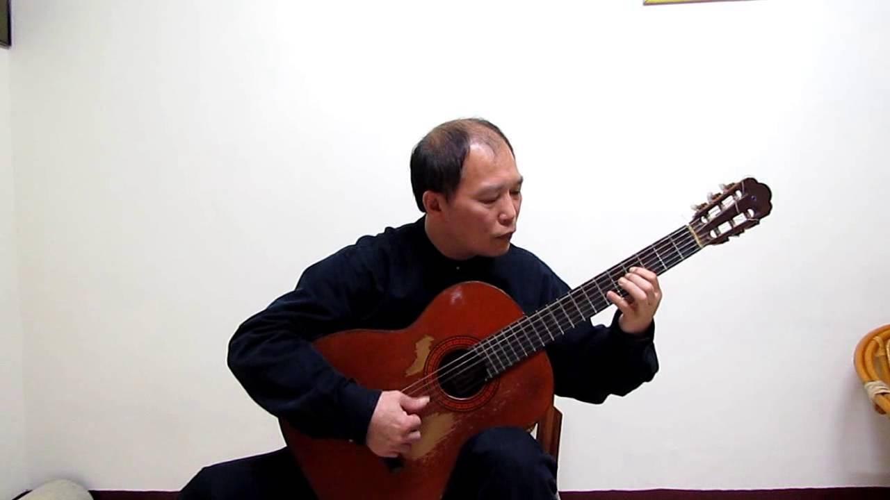 Mr.Chen 老鷹之歌 祕魯名謠 吉他演奏 classcial guitar - YouTube