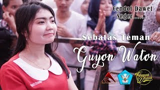 Guyon Waton Sebatas Teman Diesnatalis SMAGA Blitar 23